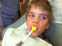 No more tonsils