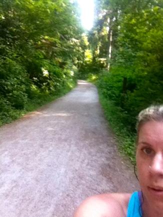 Rain Forest Trails (again…crazy steep!)